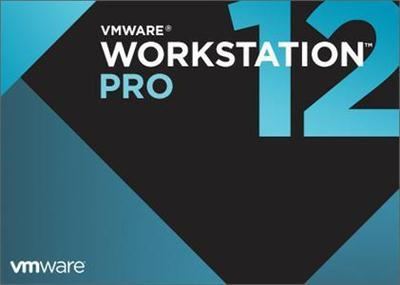 VMware Workstation 12.5.0 Build 4352439