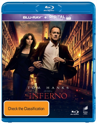 Inferno (2016) 1080p BRRIP x264-YTSAG