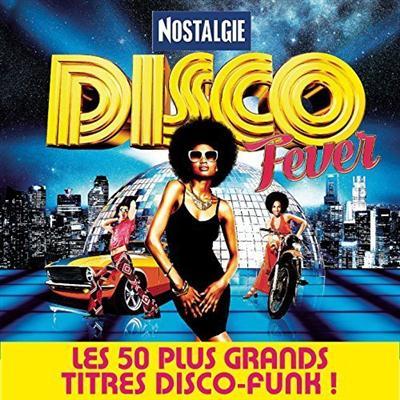 VA - Nostalgie Disco Fever: Les 50 Plus Grands Titres Disco-Funk (2016)