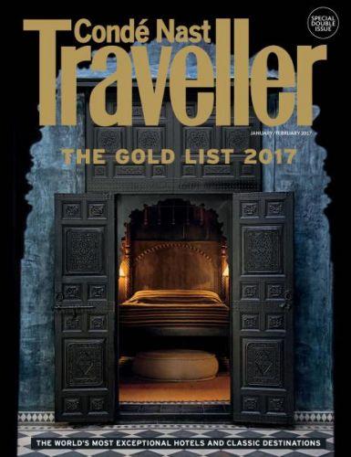 Conde Nast Traveller UK - January-February 2017