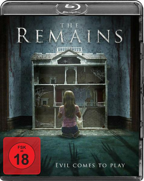 The Remains (2016) 1080p BluRay x264-YTSAG