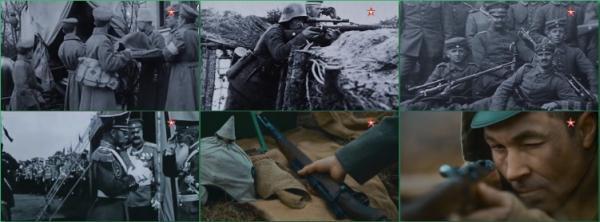 Русские снайперы. 100 лет меткости 1часть (2016)