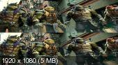 ��� ������ ����� (�� ���� �����)  ���������-������ 2 3D / Teenage Mutant Ninja Turtles: Out of the Shadows 3D ������������ ����������
