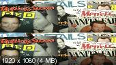 Без черных полос (На весь экран)  Черепашки-ниндзя 2 3D / Teenage Mutant Ninja Turtles: Out of the Shadows 3D Вертикальная анаморфная