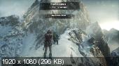 Rise of the Tomb Raider (v.1.0.668.1 + 13 DLC/2016/RUS/ENG/RePack by MAXAGENT)