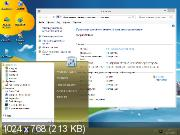 Windows 7 Ultimate SP1 x86/x64 Plus MInstAll StartSoft v.24-2016 (RUS)