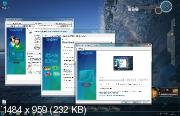 Windows 7 x86/x64 Ultimate Lite v.78.16 UralSOFT (RUS/2016)