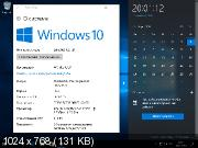 Windows 10 Anniversary Update x64 Ver.1607.14383.222 10in1 by Neomagic (RUS/2016)