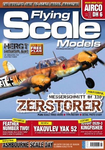 [Журнал] Flying Scale Models / Летающие масштабные модели - 59 номеров [2010-2016, PDF, ENG]