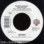 George Benson, Earl Klugh - Dreamin'  (1987) 45 RPM Single