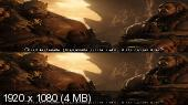 Без черных полос (На весь экран)  Варкрафт 3D / Warcraft 3D (расширенная версия)  Вертикальная анаморфная