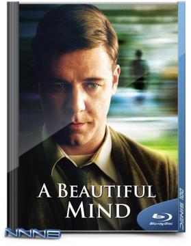 Игры разума / A Beautiful Mind (2001) BDRip 720p от NNNB | D, P, A