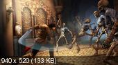 Принц Персии: Забытые пески / Prince of Persia: The Forgotten Sands (2010) PC