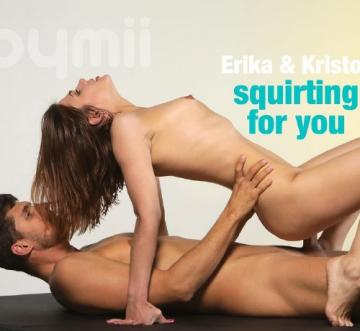 Erika K - Squirting For You (2016) FullHD 1080p