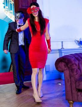 Eva Lovia - The masked woman (2016) HD 720p