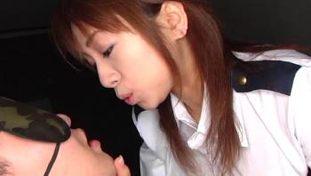 04.23.2016 - Awesome Karen Ichinose sucks cock in hot Asian cosplay action Video Online