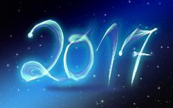 Новогодние обои 2017