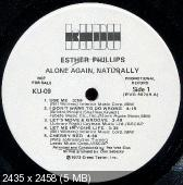 Esther Phillips - Alone Again, Naturally (1972)