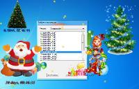 New year's embellishment 3.0 Portable - украшения рабочего стола