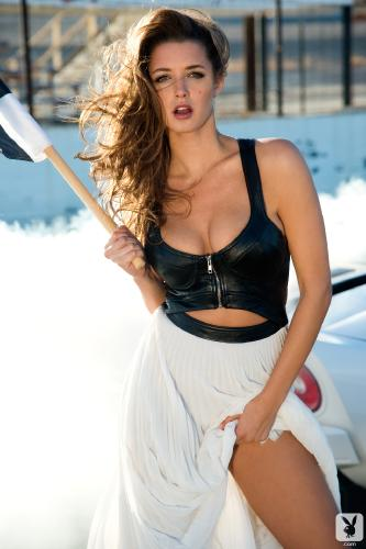 2013-06-29 Alyssa Arce Intense