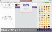 Viber 6.5.3.1676 Final (x86-x64) (2016) [Multi/Rus]
