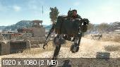 Metal Gear Solid V: The Phantom Pain (2016/RUS/ENG/MULTI6/RePack от R.G. Механики)